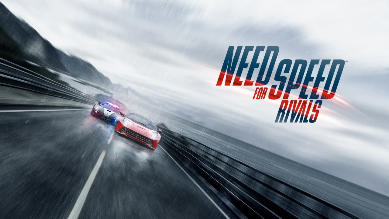 Need for Speed Rivals on automäng