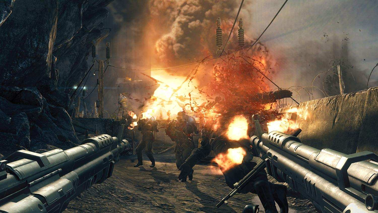 Wolfenstein-The-New-Order-hands-on-screenshot-Trenches