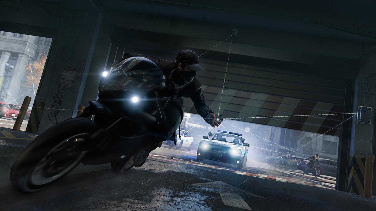 WatchDogsScreenshot