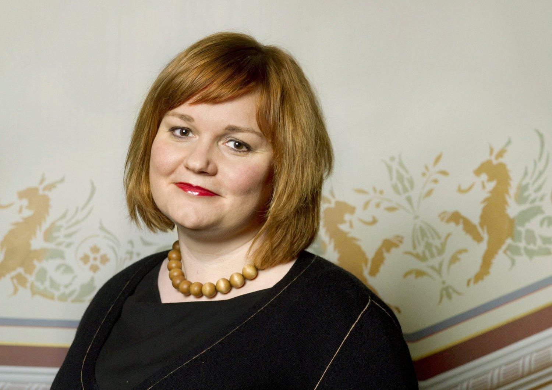 Soome haridus- ja kommunikatsiooniminister Krista Kiuru