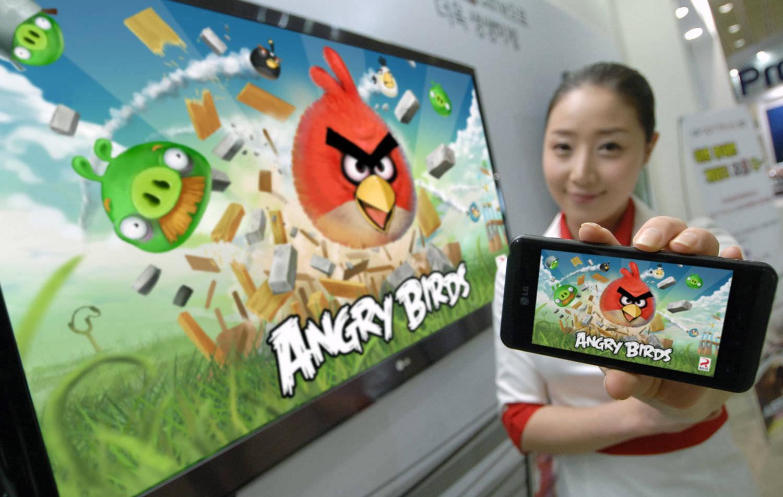 Soome tuntuima mängustuudio Rovio Entertainment'i mäng Angry Birds on tuntud kõigis maailma nurkades