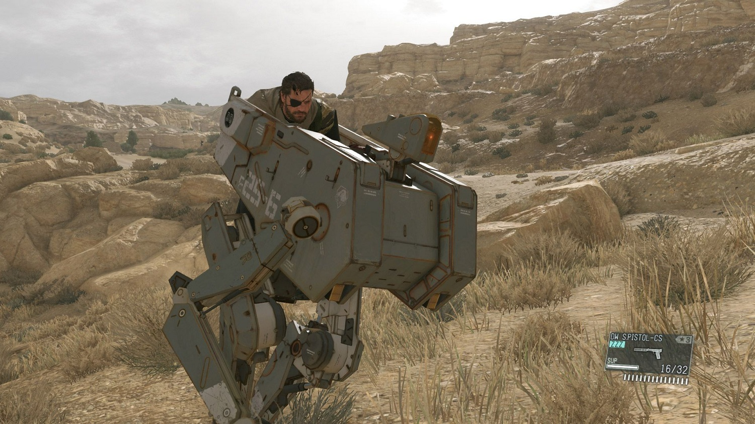 metal gear dwalker