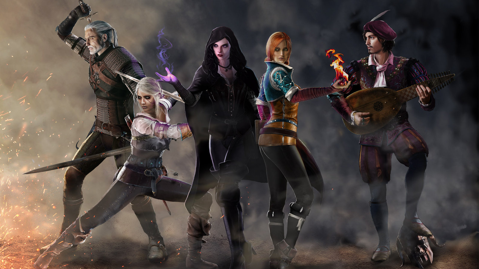 getting_the_band_back_together___witcher_3_by_shinobi2u-d8rwgpj