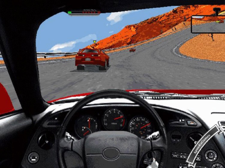 Esimene Need for Speed ilmus juba 1994. aastal