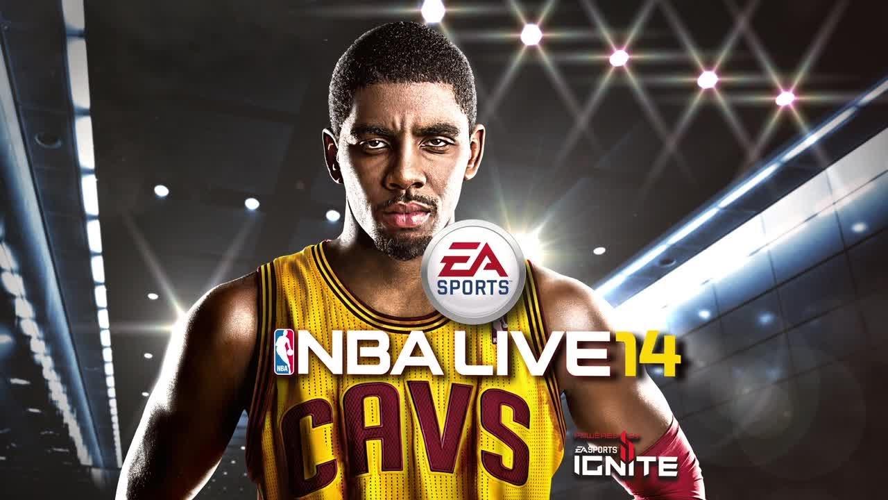 NBA Live 14 kaas